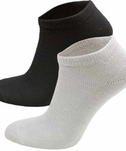 Osynliga bomullsstrumpor, Low sock invisible
