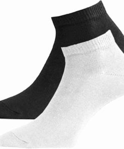 fitnesstrumpor i viafil, low sock